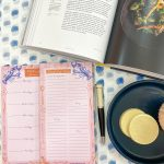 GIW Designs – Lenny What's for Dinner? Weekly Planner Notepad