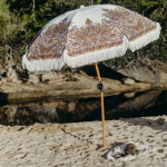 Basil Bangs Beach Umbrella – Delfina