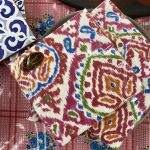 Java Ikat Paper Napkins Pack of 20