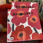 Marimekko Unikko Red Paper Napkins Pack of 20
