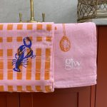 Lenny Tea Towels Set of 2