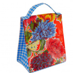 Ben Elke Insulated Lunch Bag Mums Orange