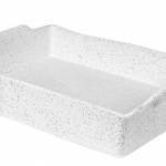 Robert Gordon – Baker Rectangle Large White Granite Feast