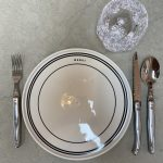 Laguiole Australia – Louis Thiers Lineaire Cutlery Set – Stainless Steel 24 Piece